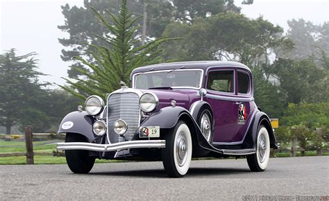 The ten Most Beautiful cars of the 1930s   The Jalopy