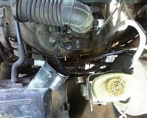 Vacuum Hoses On 2000 Intake Manifold