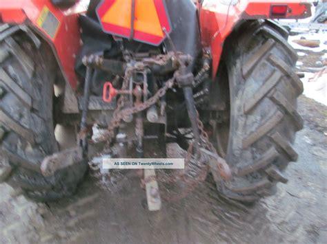 allis chalmers   loader  tractor power steer