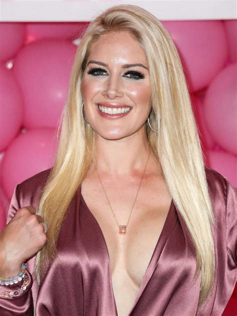 Heidi Montag Attends Booby Tape Usa Launch Party