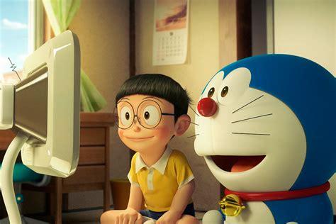 """""""Stand by me"""" la aventura de Nobita y Doraemon En tu"""