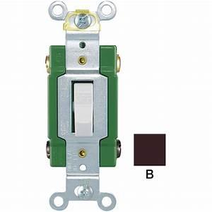 Wiring Diagram Single Pole Switch