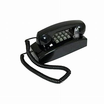 Wall Telephone Cortelco Line Corded Itt Value