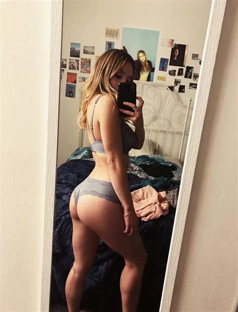 Sydney Sweeney Naked Sexy Pics From Euphoria Scandal