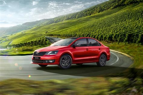 Skoda Rapid Monte Carlo Launched In India - Price, Specs ...
