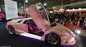 Light Up Texas by 2016 Tokyo Auto Salon Wows With Custom Lambourghinis