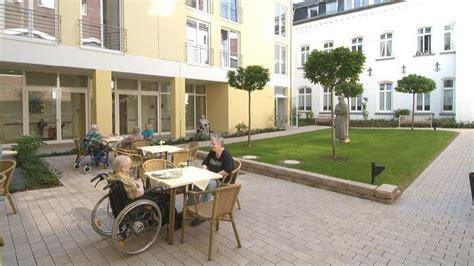 Der Garten Ista by Rundgang Schervier Altenhilfe