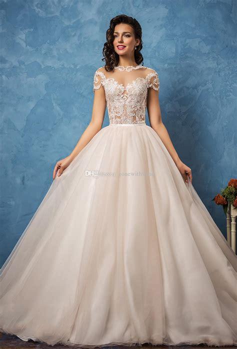 Princess Ball Gown Wedding Dresses 2017 Amelia Sposa