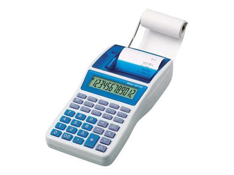 bureau vallee bayeux ibico 1211x calculatrice avec imprimante calculatrices