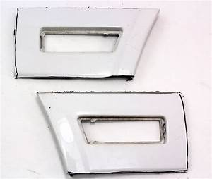 North American Bumper Side Marker Light Cut Outs Vw 93