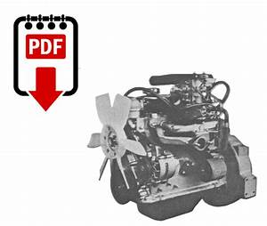 Toyota 4p Forklift Engine Repair Manual