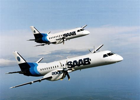 Saab 340, pictures, technical data, history - Barrie ...