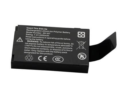 accessories electronics zkteco zk ik rechargeable