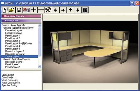 office design software  giza  spaces