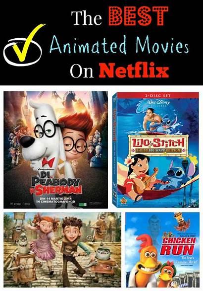 Netflix Movies Animated Movie Kid Teen Need
