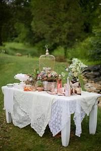 5 Days of Party: Vintage/Garden Wedding – Decorations