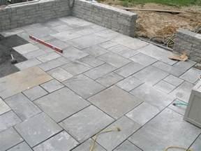Pennsylvania Bluestone Natural Stone Patios