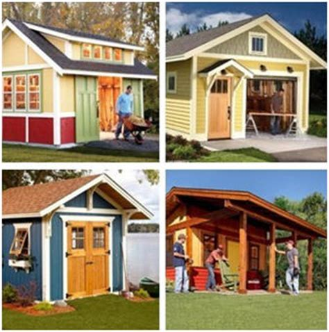 Handyman Magazine Shed by Free Shed And Workshop Plans And Do It Yourself Building