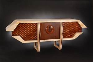 The Monroe and Other 60s Retro Credenzas by Jory Brigham ...