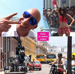 Vin Diesel Fast And Furious 8 : vin diesel and gang of fast and furious 8 create history and how watch video ~ Medecine-chirurgie-esthetiques.com Avis de Voitures