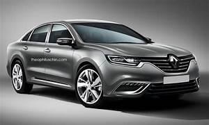 Renault Laguna 2017 : could renault 39 s new 2016 laguna look like this carscoops ~ Gottalentnigeria.com Avis de Voitures