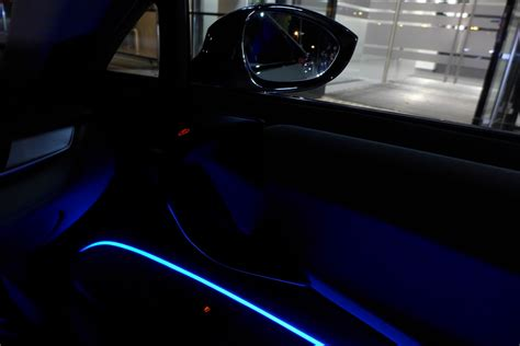 photo gallery bmw  interior  night autoevolution