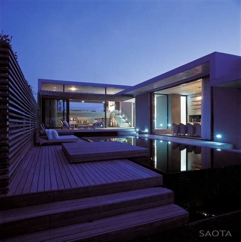 Voelklip House Design By Saota & Antoni Associates