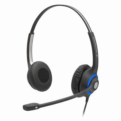 Headset Phone Ear Cordless Dual Corded Sennheiser