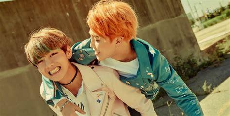 Boys Band Korean Bts V & Jimin #boys #bts #v #jimin