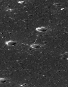 NASA's Lunar Reconnaissance Orbiter Views Chang'e Lunar ...