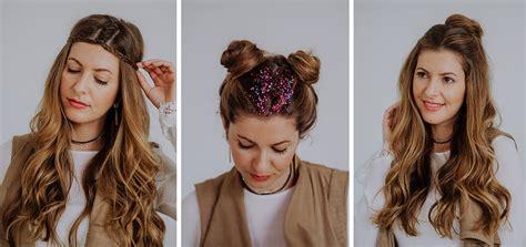 hippie frisur mit haarband 3 einfache festival frisuren zum nachstylen galeria