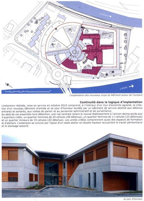 maison d arrt de bonneville inauguration des travaux de restructuration et d extension de la maison d arr 234 t de bonneville
