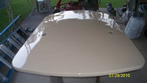 Boat Hardtop by Diy Fiberglass Boat Hardtop Diy Do It Your Self
