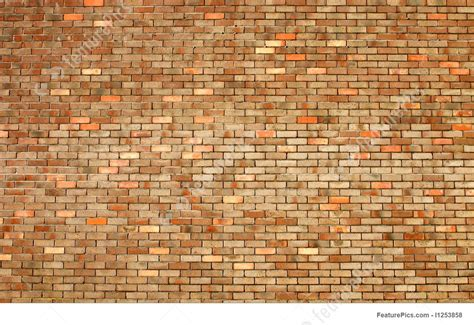 large multicolored brick wall picture