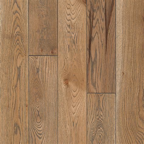 shop bruce oak hardwood flooring sle naturally gray at lowes com