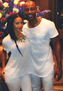 Singer Tank Zena Foster and His Wife