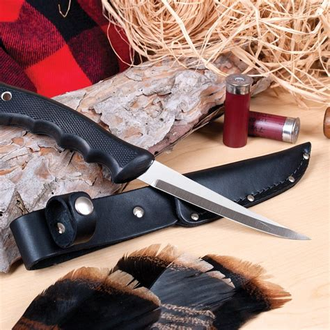 knife butcher sportsman scabbard scout boy leather fashioned knives kitchen fundraising cub rada cutlery r210 radakitchenstore specialty fundraisers form guarantee