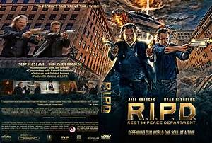 R.I.P.D. - Movie DVD Custom Covers - R I P D DVD :: DVD Covers
