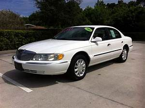 Purchase Used 2000 Lincoln Continental