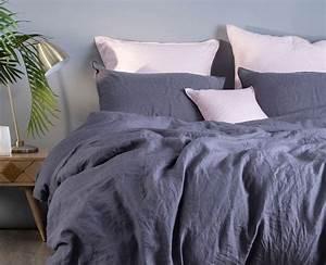 Linge De Lit En Lin : 5 bonnes raisons d adopter un linge de lit en lin mon ~ Melissatoandfro.com Idées de Décoration