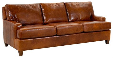 contemporary leather pillow  sofa club furniture