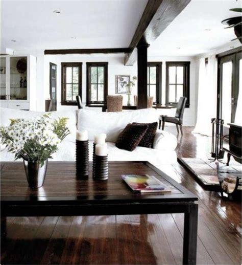 image result for white paint dark wood trim sanctuary