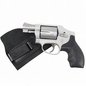 Three Best Holsters For Smith And Wesson  38 Special