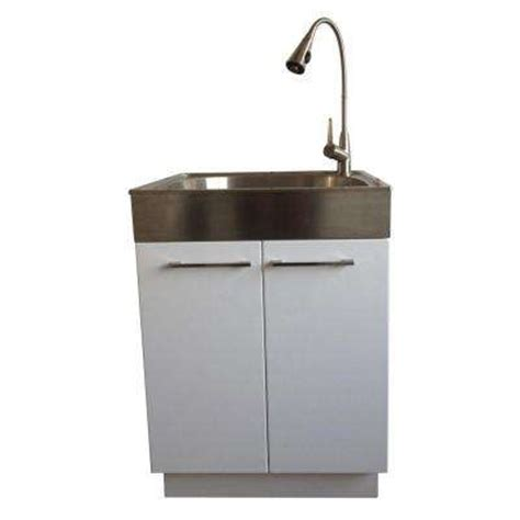 Home Depot Laundry Sink Canada by Utility Sinks Accessories Plumbing The Home Depot