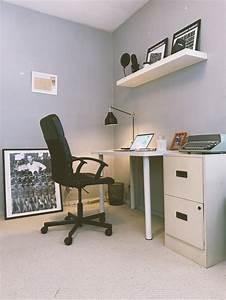 My, Minimalist, Office