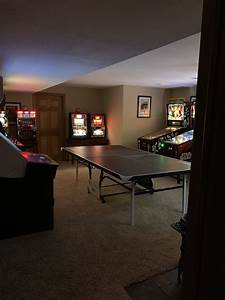 Arcade, Room, Ideas, By, Jeremy, Kuehni