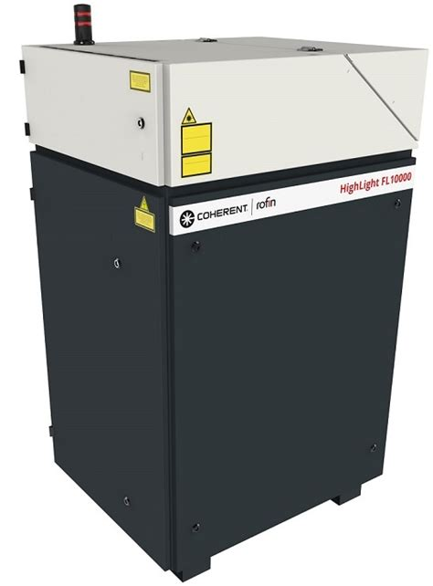 New 10 Kw Highlight Fiber Laser Combines Innovation And