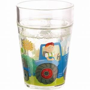 Kindergeschirr Zum Spielen : glitzerbecher traktor kindergeschirr zubeh r praktisches haba erfinder f r kinder ~ Orissabook.com Haus und Dekorationen