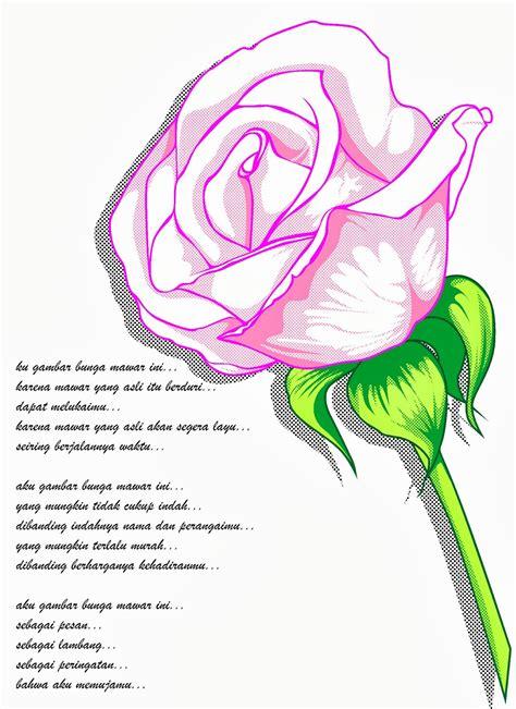 Gambar Gambar Kartun Bunga Sakura Gambarpedia Karikatur