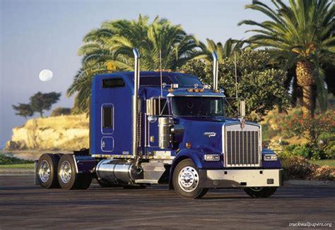 trucks wallpapers kenworth truck wallpapers